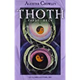 "Thoth Tarot Deck: 78-Card Tarot Deckvon ""Aleister Crowley"""