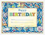 Happy Birthday Award (0742403599) by School Specialty Publishing