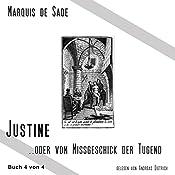 Das Leiden der Justine 4 | Marquis de Sade