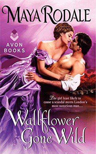 Image of Wallflower Gone Wild