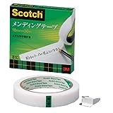 3M スコッチ メンディングテープ 18mm×50m 810-3-18