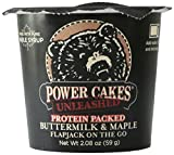 Kodiak Cakes Power Flapjack On the Go Baking Mix, Unleashed Buttermilk and Maple, 2.15 Ounce (Pack of 12)