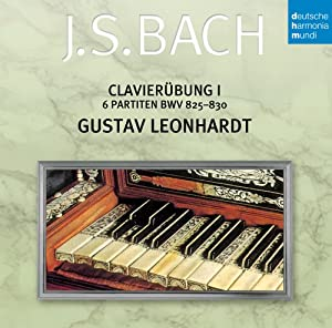 Bach:the Complete Partitas