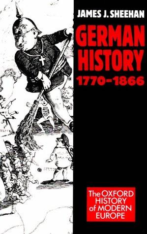 German History: 1770-1866