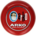 Arko Shaving Soap in Bowl 90g