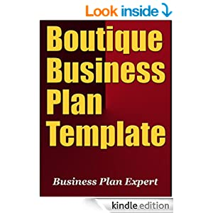 Buy a business plan for a boutique hotel