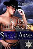 Safe In His Arms (Manhunt Book 1)