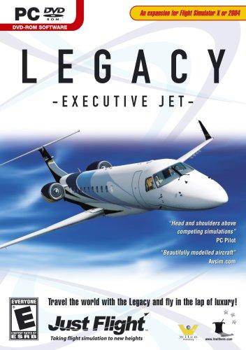 Legacy – Executive Jet for Flight Simulator X – PC