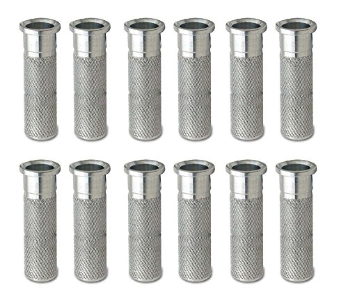 Carbon Express Crossbolt Insert (Fits All Carbon Express Crossbolts), 12-Pack (Crossbow Bolt Inserts compare prices)