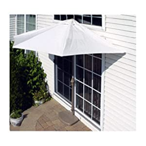 9-ft. Off-The-Wall Patio Umbrella