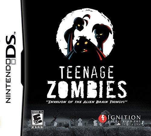 Teenage Zombies - Nintendo DS - 1