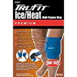 Tru-Fit Ice/heat Multi Wrap With Gel Pack Blue One Size Fits All ~ TruFit