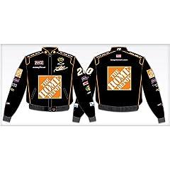 Buy Tony Stewart Home Depot Twill NASCAR Uniform Jacket by J.H. Design