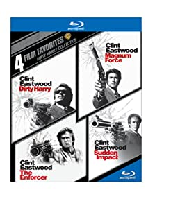 4 Film Favorites: Dirty Harry [Blu-ray] (Sous-titres français) [Import]