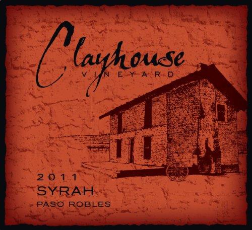 2011 Clayhouse Vineyard Syrah 750 Ml