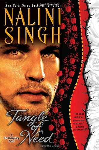 Featured Author of the Month: Nalini Singh and Her Latest Novel 'Tangle of Need'