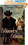 Boone's Bride: (A Courage and Cowboys...