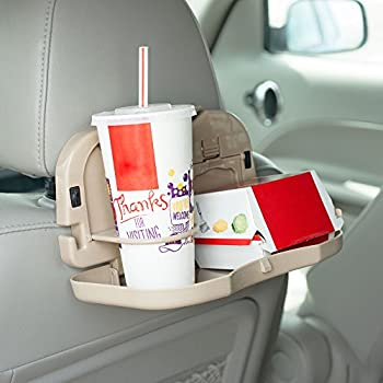 Trademark Backseat Folding Dinner Tray