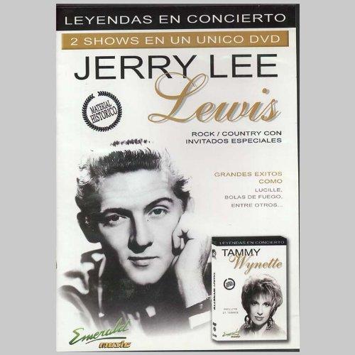 Jerry Lee Lewis / Tammy Wynette [DVD]