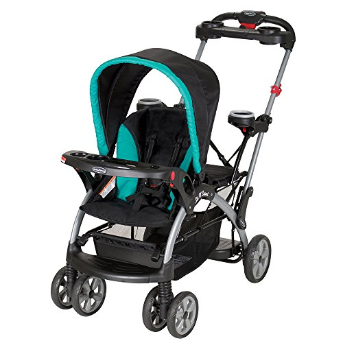 Best Prices! Baby Trend Sit N Stand Ultra Stroller, Tropic