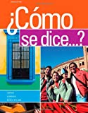 img - for Como se dice...? book / textbook / text book