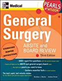 General Surgery ABSITE and Board Review (Pearls of Wisdom) (007146431X) by Blecha, Matthew J.
