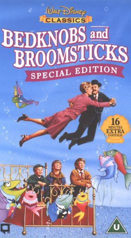 Bedknobs And Broomsticks - Special Edition (1971) (Disney) [VHS]
