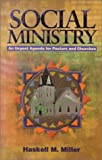 img - for Social Ministry: An Urgent Agenda for Pastors and Churches book / textbook / text book
