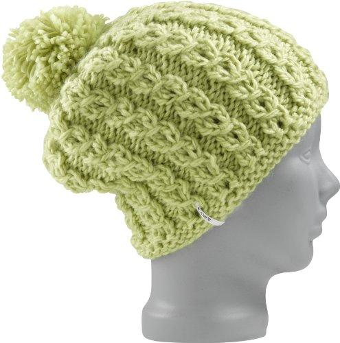 Burton cappello da donna Guess Again, Giallo (sunny lime), Taglia unica