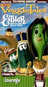 VeggieTales - Esther, The Girl Who Became Queen [VHS]