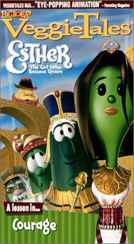 VeggieTales - Esther, The Girl Who Became Queen [VHS]