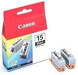 Canon インクタンク BCI-15 ブラック (2個パック)