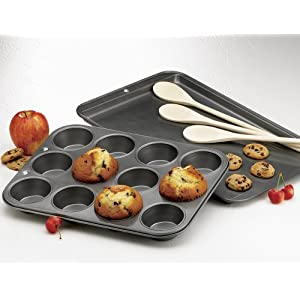Baker's Secret 7 Piece Bakeware Set