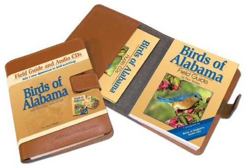 Birds of Alabama Field Guide and Audio CD Set