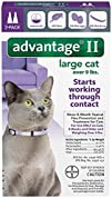 Advantage II Small Cat 2-Pack