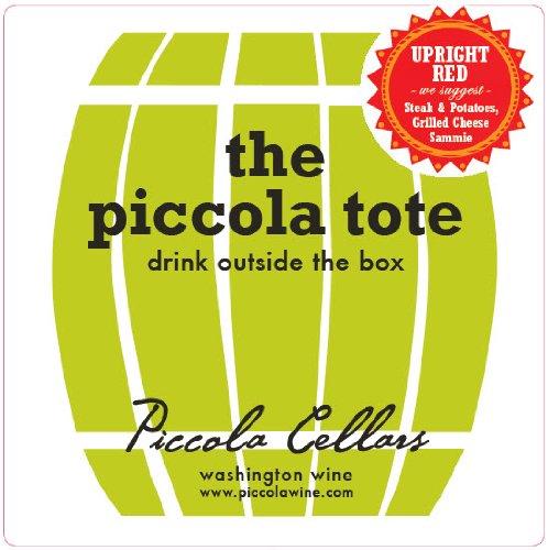 Nv Piccola Cellars Upright Red Bordeaux Blend 1.5 L