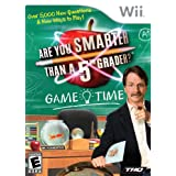 Are You Smarter Than A 5th Grader: Game Time - Nintendo Wii