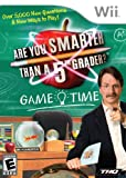 echange, troc WII ARE YOU SMARTER THAN A FIFTH GRADER GAME TIME [Import américain]
