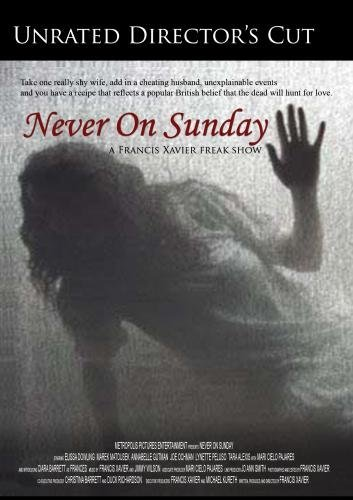 Never On Sunday By Elissa Dowling