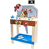 Imagination Generation Wooden Wonders Ultimate Pirate Work Bench