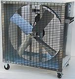 Quietaire AC3675 36 Inch Industrial Floor Fan