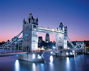 Tower Bridge, London 3000 Piece Jigsaw Puzzle