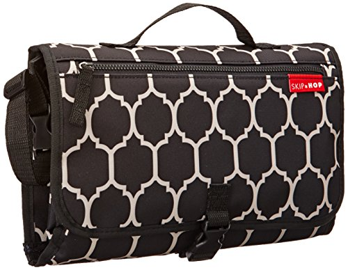 Skip Hop Pronto Mini Changer Changing Bag (Onyx Tile)