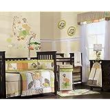 Carter's Wildlife 4 Piece Crib Bedding Set