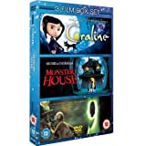 Coraline/Monster House/9 [DVD]by Henry Selick