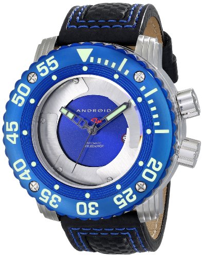 ANDROID Men's AD733BBUBU DM Gauge