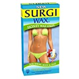 Surgi-Care Surgi-Wax Wax Honey Body Wax Strips by Surgi-Care