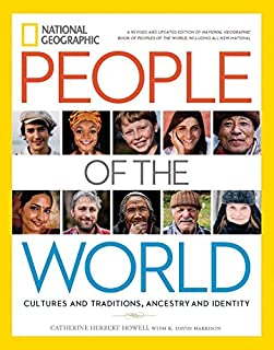 Book Cover: National Geographic People of the World: Cultures and Traditions, Ancestry and Identity