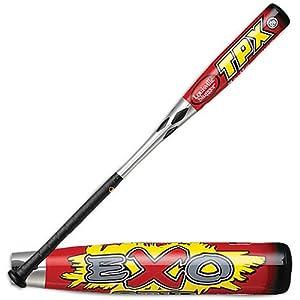 Louisville Slugger Adult TPX Exogrid Comp Baseball Bats - Youth(-12)