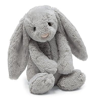 Jellycat Bashful Grey Bunny by Jellycat
